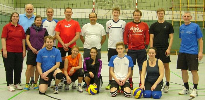 Aktivitaeten Volleyball