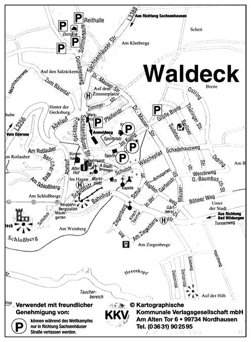Parken Waldeck