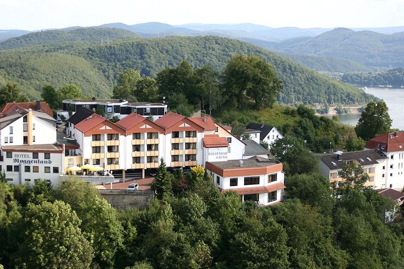 Unterkunft Hotel Roggenland